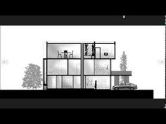 Section in Photoshop Tutorial Autocad, Web Design, Graphic Design, Hardware Software, Photoshop Tutorial, Presentation Design, Design Agency, Floor Plans, Design Inspiration