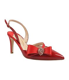 Or there's this one... (J Renee Ditz Pumps #Dillards)