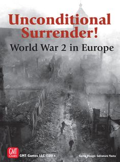 Unconditional Surrender! World War 2 in Europe | Image | BoardGameGeek