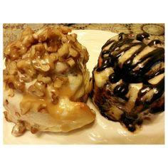 #cinnabon for #breakfast #sweets #yummy #food #philippines 何年ぶりかな? #シナボン #朝ごはん #フィリピン