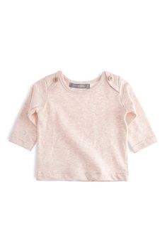 """1+ IN THE FAMILY T-Shirt Longsleeve """"Norman"""" Rose"""