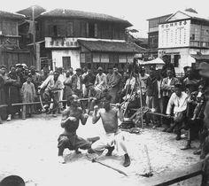 저널리스트 Louis-Philippe Messelier가 촬영한 1930년의 상하이 모습.