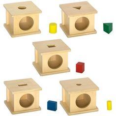 Imbucare Formenboxen 5 Stück AKTION
