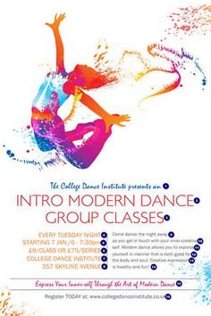 dance poster - - Yahoo Image Search Results