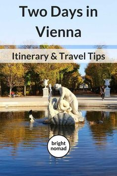 2 Days in Vienna - Full Itinerary & Useful Travel Tips   #vienna #austria #travel #holiday #vacation #european #europe #city #urban #travelblog #guide #elegant #citybreak #trip #traveling #thingstodo #travelblog  #traveltips #tips #itinerary