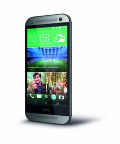 "HTC One Mini 2 - Smartphone libre Android (pantalla 4.5"", cámara 13 Mp, 16 GB, Quad-Core 1.2 GHz, 1 GB RAM), plateado [importado]"
