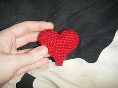 Free craft patterns!: Red heart