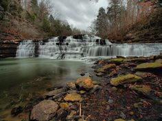 In Burgess Falls State Park - by Fultz Fotos Burgess Falls State Park, Darkness Falls, Amazing Photography, Photography Ideas, Way Down, State Parks, Waterfall, Thing 1, Explore
