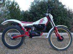 1986 Yamaha TY250 59N