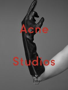 "Viviane Sassen for Acne Studios. One of nineteen featured by STYLE.COM in ""Art Photographers Are In Fashion."""