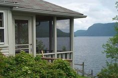 Willough Vale Inn & Cottages on Lake Willoughby (VT)
