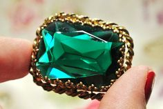 The Emerald City by Cherie on Etsy