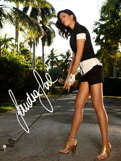 15 Hottest Women in Golf for 2014