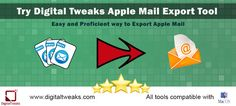Easy to Use Apple Mail Export Mailbox