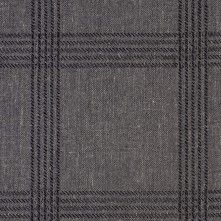 Beige Bold Windowpane Upholstery Tweed