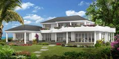 The Bay View 4-Plex at Stella Maris Village, Long Island, The Bahamas - Luxury Property - Building your Dream in Paradise
