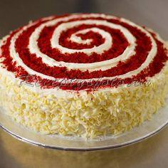 Biskvitnyj tort Red Velvet Cake - recept s foto 2 thumb