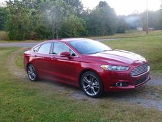 2014 Ford Fusion... DYING. In LOVE.