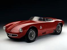 Alfa Romeo Sportiva Spider (1954)