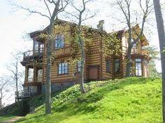 The Manor of Aino Achte, Helsinki, Finland
