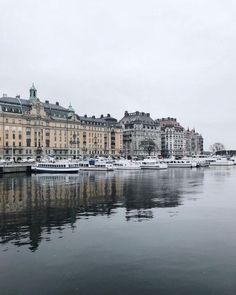 In Stockholm, Sweden.