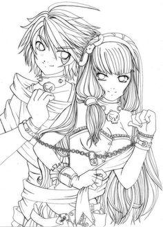 ::Lineart :: MINE by shiorimaster on deviantART
