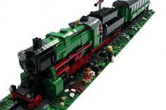 Latvian Railway History Museum Lego BR52 | Flickr - Photo Sharing!