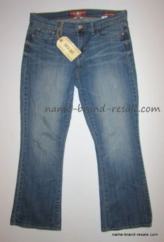 LUCKY BRAND NWT $99 SOFIA BOOT Jeans Womens 14 32 Ankle CURVY Fit #LuckyBrand #SofiaBootCurvyFit