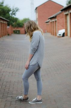 Grey Lifestyle Blog, Normcore, Grey, Cotton, Fashion, Ash, Moda, Gray, Fashion Styles