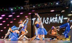 Grupo Mascarada Carnaval: 25 grupos coreográficos de toda la Isla llenan del...