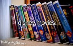 i want to collect all the disney movies i watched when i was little so i can share them to my kids one day