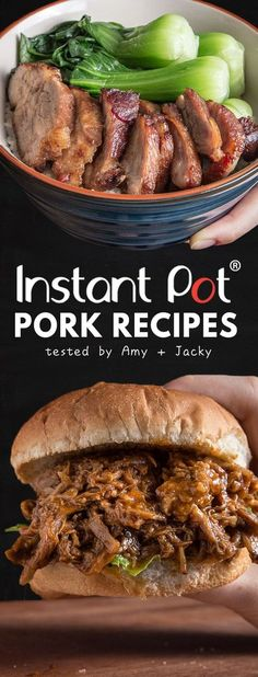 Growing collection of Tested Pressure Cooker Pork Recipes, Instant Pot Pork Recipes, and Electric Pressure Cooker Pork Recipes.