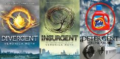 Goodreads | Untitled (Divergent, #3) by Veronica Roth - Reviews, Discussion, Bookclubs, Lists    LMAO