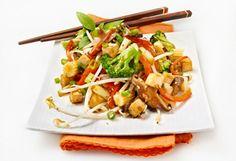 Healthy meals after the holidays Vegan Vegetarian, Vegetarian Recipes, Healthy Recipes, Healthy Meals, Healthy Food, Tofu, Menu Leger, Saq, Dishes