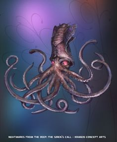 These eyes! #nightmares #kraken #artifexmundi  www.facebook.com/NightmaresFromTheDeep    http://www.artifexmundi.com/page/piraci2