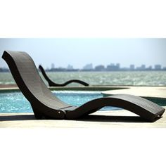 The SplashLounger Chaise Pool Floater ChairChaise lounge