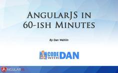 10 Best Tutorials To Learn AngularJS