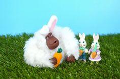Easter monkey!