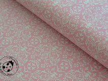 Jersey - Ornamente - rosa