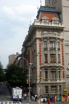 Benjamin N. and Sarah Duke Mansion. Upper East Side, NYC