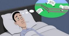 Cette astuce vous aidera à vous endormir plus facilement
