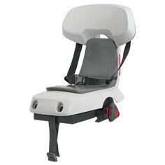 Polisport Rear Child Seat Guppy Junior White / Dark Grey