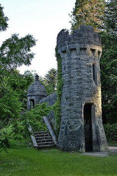 Medieval, Ashford Castle, Mayo, Ireland / Amazing Pictures