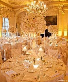 25 Stunning Wedding Centerpieces - Part 13 | bellethemagazine.com