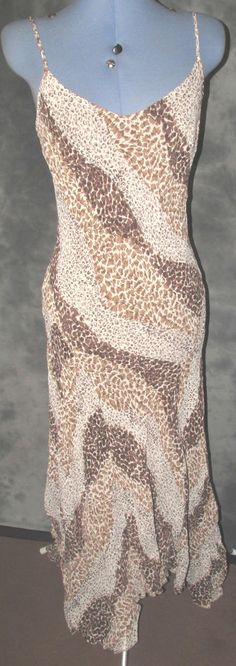 Per Una,ladies,size 12l,print,strappy neckline,asymmetric hemline,formal,dress.