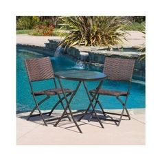 Shop a great selection of Great Deal Furniture 229663 Cantinela Outdoor Folding Bistro Set, Brown. Find new offer and Similar products for Great Deal Furniture 229663 Cantinela Outdoor Folding Bistro Set, Brown.