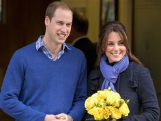 Prince William: Kate feels morning sickness will 'go on forever' - TODAY News