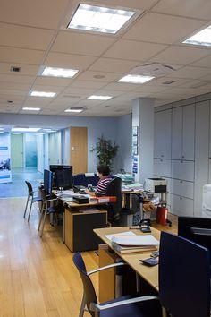 Proyecto De Iluminaci N Led Oficinas Del Gabinete