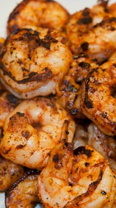 Blackened Cajun Shrimp