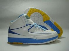 6355287b1f5c Jordan 2 (II) created for NBA superstar Carmelo Anthony